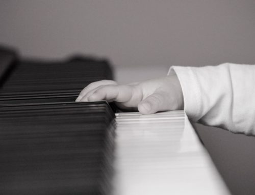 How does music influence children's learning process?