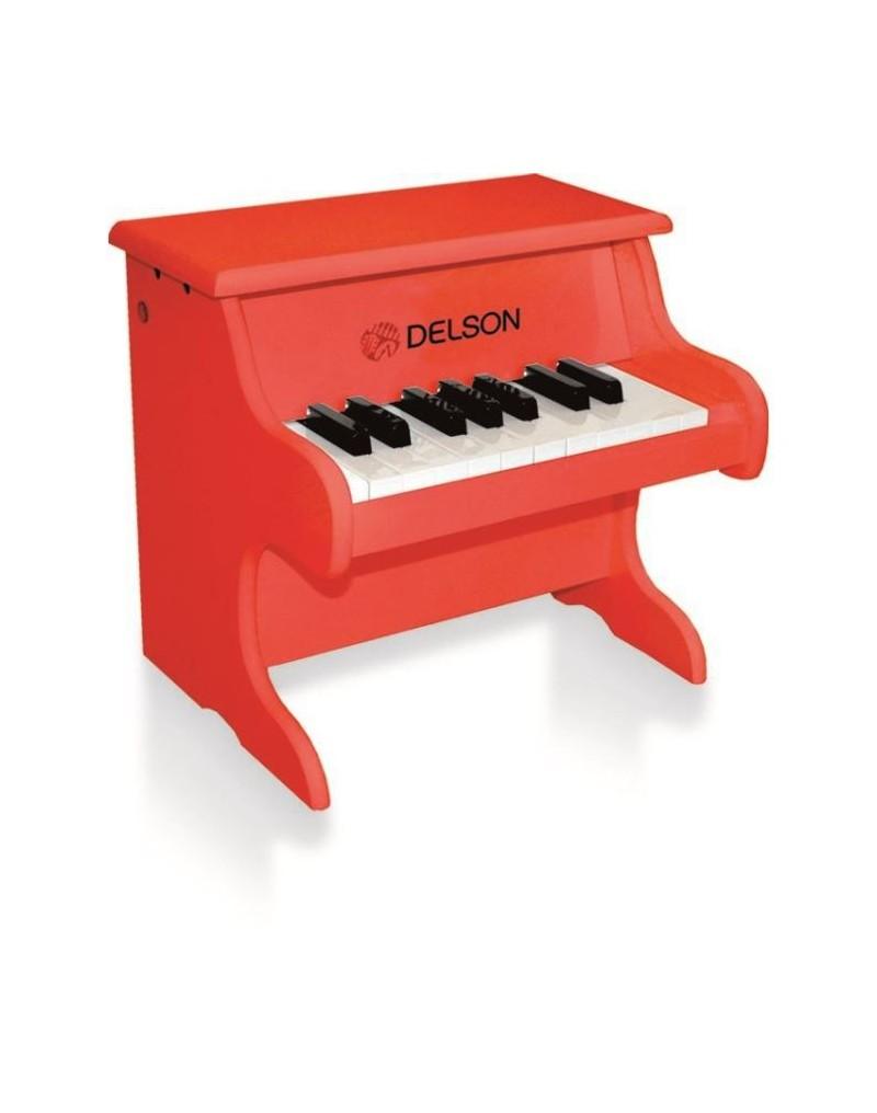 piano niño 3 años