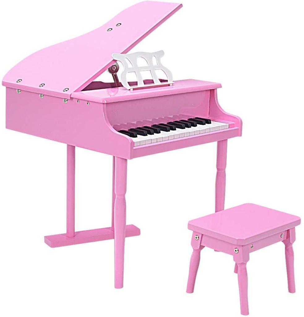 piano para niñas