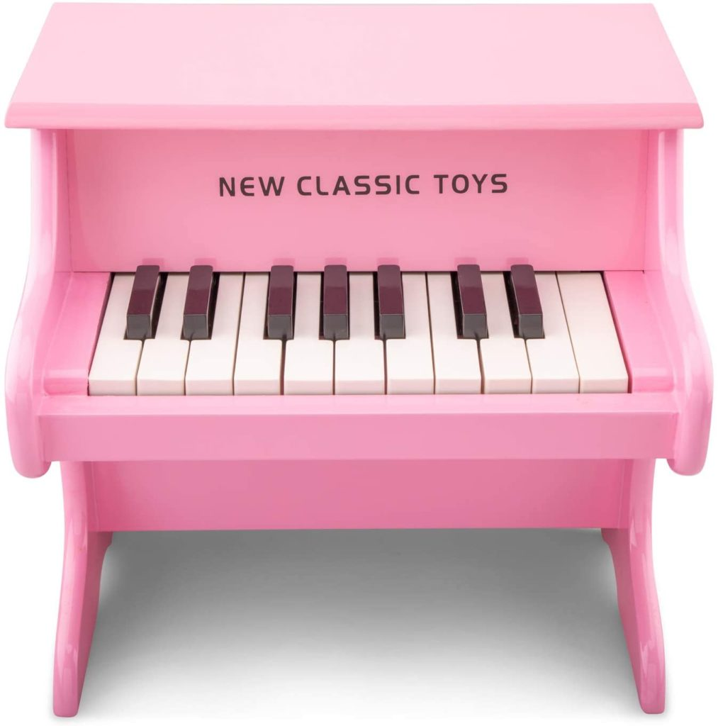 piano para niños 2 años