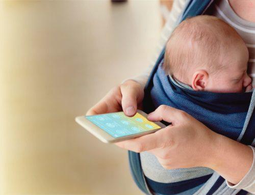 Las 7 mejores apps para el primer año de tu bebé
