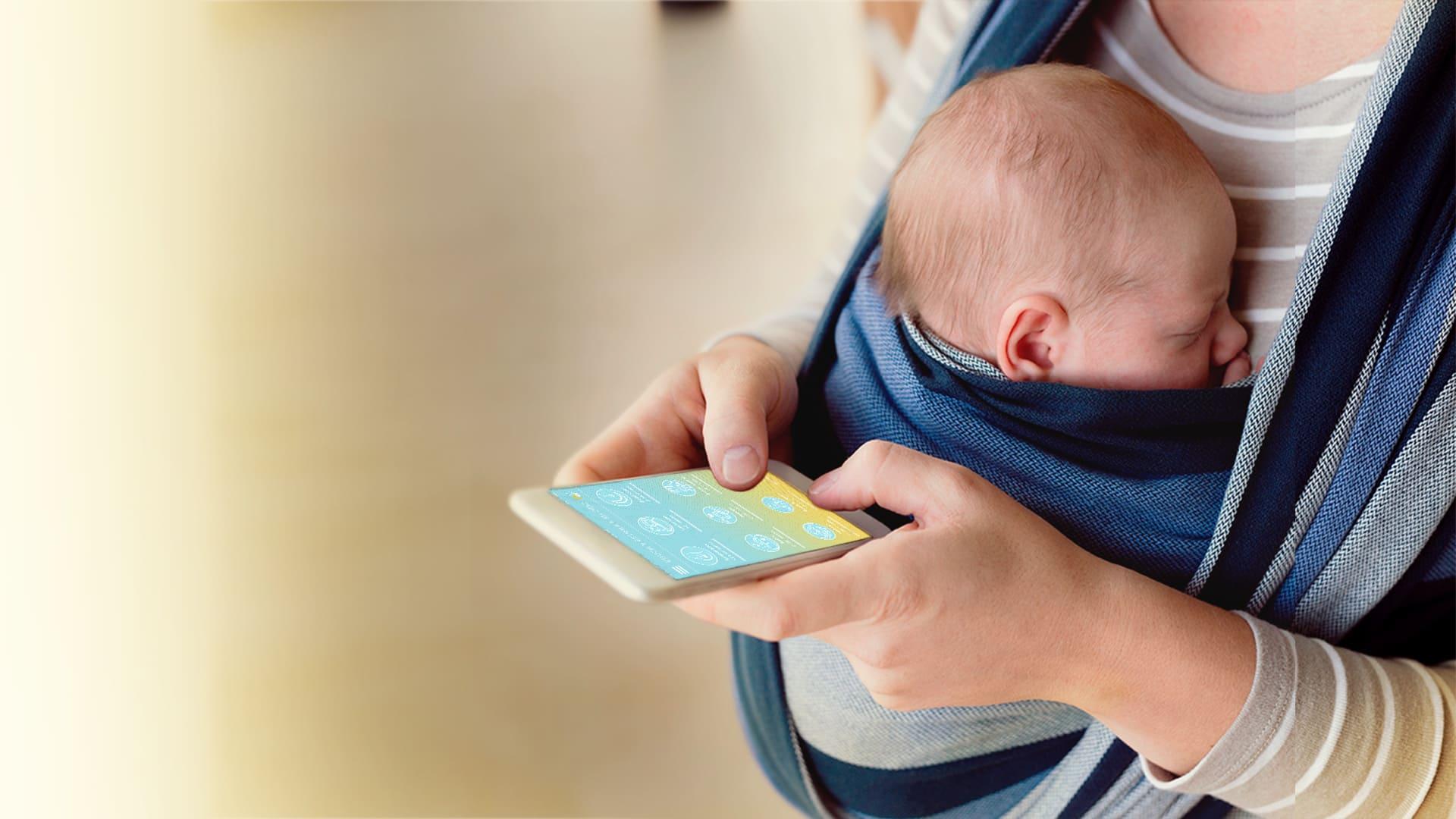 App bebé