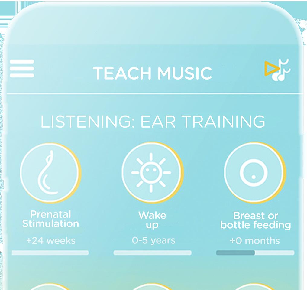 baby music app